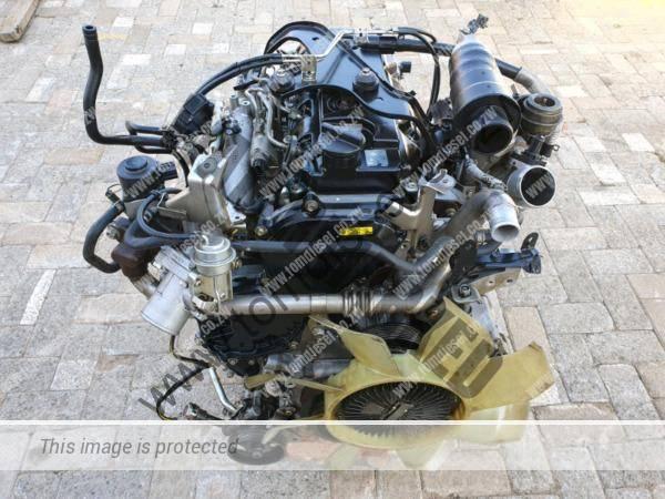 Nissan NP300 Used Engine