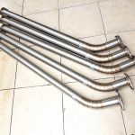 Stock Racing Frontpipe Innova Diesel 2gd 2016 - 2019 and Fortuner Diesel 2gd 2016