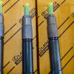 Toyota 1GD injectors