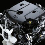 Toyota Hilux Revo Engines