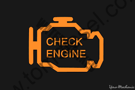 Engine Check Light