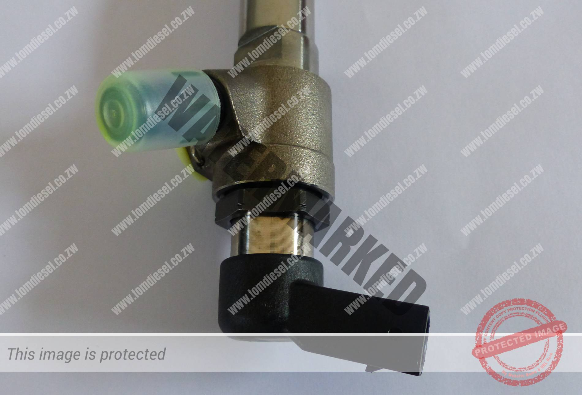 ford ranger t6 injector