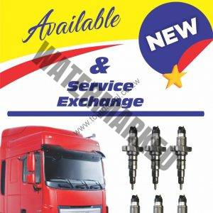 Daf Diesel Injector Repairs & Sales