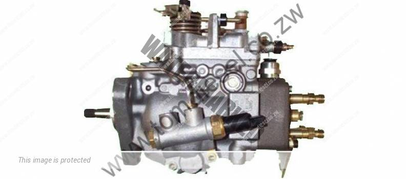 Functionality Of diesel Injector Pump