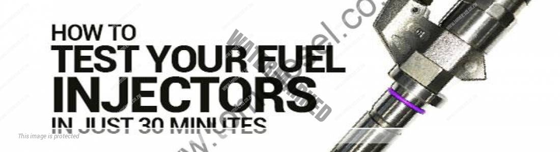 How to Test Your Fuel injectors in Just 30 Minutes