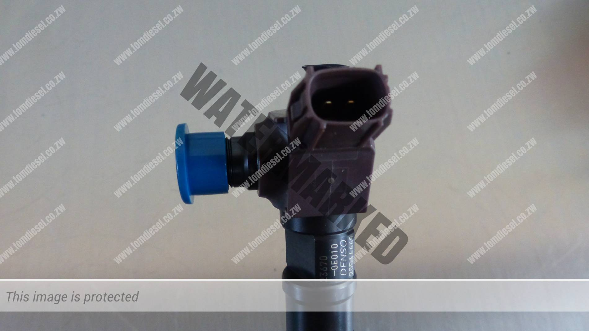 Diesel injector for Toyota Hilux 2.8L